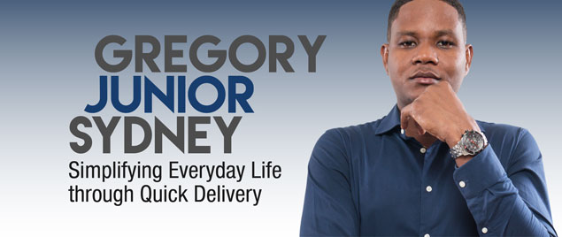 Gregory Junior Sydney: Simplifying Everyday Life through Quick Delivery